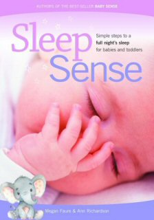 Sleep Sense Baby Book
