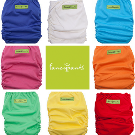 FancyPants Originals Pocket Cloth Nappies