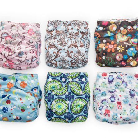 FancyPants All In One Cloth Nappies