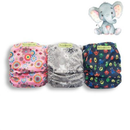 FancyPants Basics Pocket Cloth Nappies