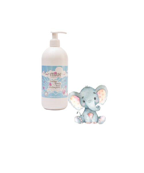 MILK Hair & Body Wash 500ml