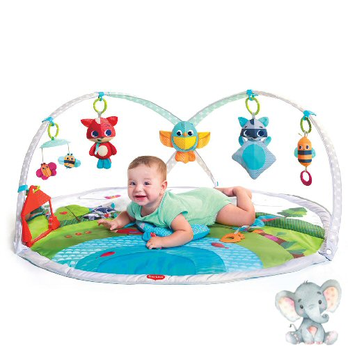iny Love Gymini Dynamic Meadow Days Playmat 2 MBO