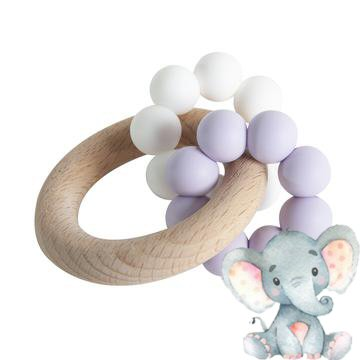 Ruby Melon Duo Teether – Set