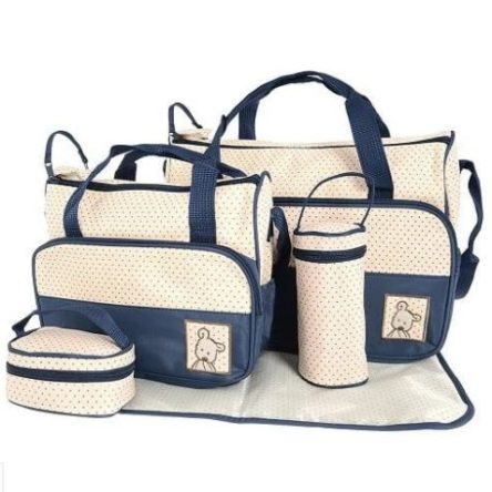 5 in 1 Multifunctional Baby Bag