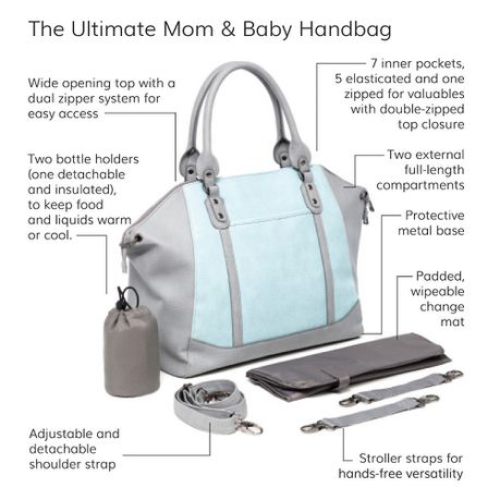 Baby Sense Baby Handbag