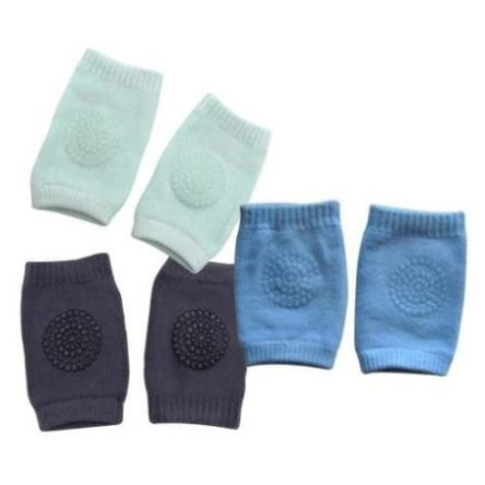 Pack of 3 Baby Knee Pads